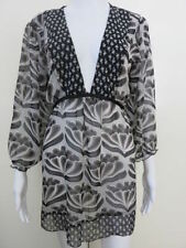 Katies Polyester 3/4 Sleeve Floral Tops & Blouses for Women