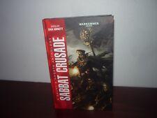 Sabbat Crusade (Gaunt's Ghosts) Dan Abnett Hardcover