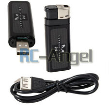HD Mini DV USB Spy Hidden DVR Cam Camera Metal Lighter Video Recorder Camcorder