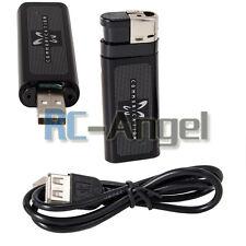 Mini DV USB Spy Hidden DVR Cam Camera Metal Lighter Video Recorder Camcorder HD