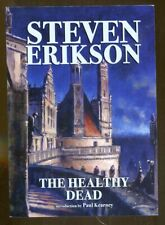 The Healthy Dead by Steven Erikson-PS Publishing SND & Numbered Copy-2004