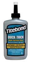 Titebond Quick and Thick Multi Surface Glue 8oz 237ml 2403