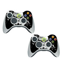 XBOX 360 CONTROLLER STICKER SKINS X 2 STORMTROOPER STAR WARS HELMET GRAPHICS