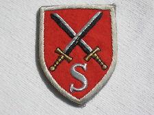 Bundeswehr Insigne de l'Association brodé insignes armée fliegerwaffenschule