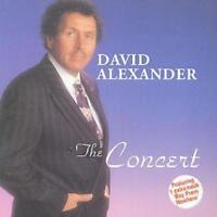 David Alexander : The Concert CD (1996) ***NEW*** FREE Shipping, Save £s