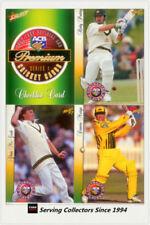 1997 Season Set Cricket Trading Cards