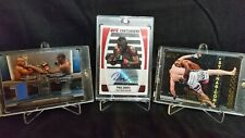 Topps UFC 2011 Title Shot Phil Davis Lot of 3 Cards Auto /188, Relic, Parallel