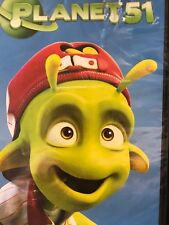 Planet 51 (DVD, 2016) NEW SEALED