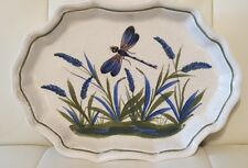 Dragonfly Dish Soap Trinkets Made in Italy Costa vintage collectible