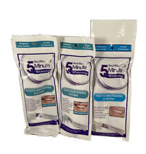 Natural White 5 Minute Tooth Whitening System 3-Pack
