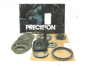 6L90 Overhaul Rebuild Kit w Frictions and Pistons 2007 to Present