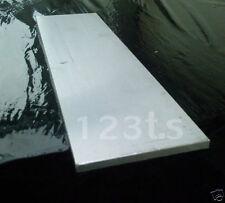 ALLUMINIO PIATTO PIASTRA 300 x 80 x 5mm piastra di alluminio resmaterial piatto