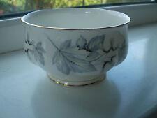 Royal Albert Silver Maple Sugar Bowl Bone China 1st Quality British
