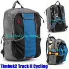 Timbuk2 Track II Cycling Backpack/Bag Medium (Gunmetal/Blue/Black)