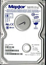 """Seagate DiamondMax 10 200 GB,Internal,7200 RPM,3.5"""" (6L200P0) IDE Hard Drive #20"""