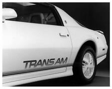 1984 Pontiac Trans Am Factory Photo c6543-KTPERG