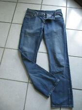 "Tommy Hilfiger ""Mercer"" ★ Jeans ★ Straight Fit ★ Baumwolle ★ blau ★ Gr. 34/34"