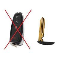 FORD Edge Escape Explorer Uncut Smart Remote EMERGENCY Key Insert Blank