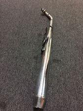 Honda C70A  Exhaust, 1981/82  Genuine OEM , Used Part  P/N 18350-GB6-000