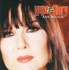 Ann Wilson - Hope & Glory (2007) CD Original Pressing   !