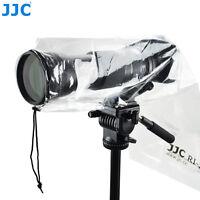 "JJC 2PCS Waterproof Rain Cover Coat Protector for DSLR Camera with Lens 18""x7"""