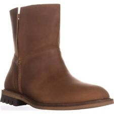 NEW Kelsi Dagger Brooklyn Borough Ankle Booties, Chestnut, Women Size 8, $180