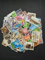 Great Britain stamp accumulation/kiloware,1oz( 450-500) stamps off paper,WW5117