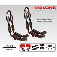 Malone J-Pro Protective J-Style Kayak Carrier Reduces Wear and Tear in Transit