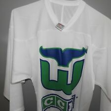 NHL CCM Old Style Hartford Whalers Hockey Jersey NEW Youth L/XL