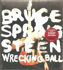 "BRUCE SPRINGSTEEN ""Wrecking Ball"" CD Digi Special Edition + Bonus Tracks sealed"