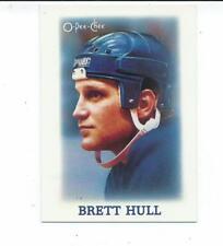 1988-89 OPC O PEE CHEE Brett Hull MINI RC #16