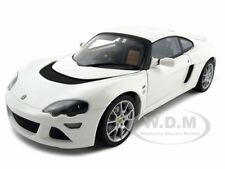 LOTUS EUROPA S WHITE 1:18 DIECAST CAR MODEL BY AUTOART 75368