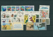 Poland Poland Lot from Vintage Yearset 1976 Mint MNH not Complete More Shop