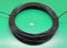 "Polypropylene Black Welding Rod Coil 1/8"" Dia -.125"",  1 Lb. 220 Feet"