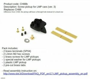 Slot It SICH88B LMP Racing Pick Up Version 3 1/32 Slot Car Part