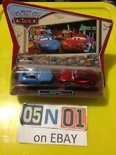 Cruisin' Lightning McQueen & Sally Movie Moments Disney Pixar Cars VHTF (FB02)