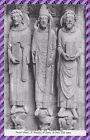 CPA 28 - Cathedrale de Chartres - Portail Royal, St Vincent, St Denis, St Piat