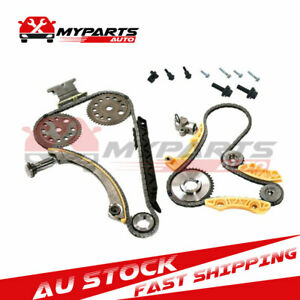 Timing Chain Kit For HOLDEN ASTRA TS AH VECTRA ZC Z22SE Z22YH 2.2L 4CYL 1998-