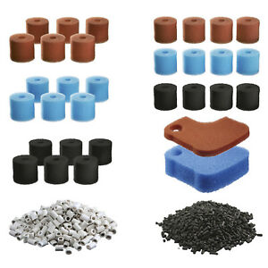 Oase BioMaster Spares Filter Foams and Media - Carbon, Pre-filter Foam, 20-60ppi