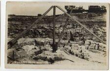 PORTLAND STONE QUARRY 1919 RP