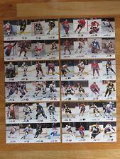 ESSO NHL All-Star Collection GORDIE HOWE BOBBY ORR WAYNE GRETZKY MARIO LEMIEUX