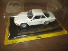 RENAULT ALPINE A110 1600 S -1971- SCALA 1:24  QUATTRORUOTE COLLECTION IN BLISTER