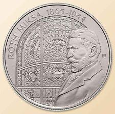 Hungary 2000 forint 2015 Roth Miksa Glass Painter & Mosaic Artist BU