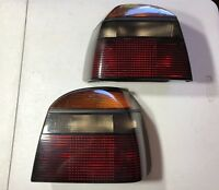 1992-2002 Volkswagen VW Golf Mk3 VR6 GTI Hella Smoked Rear Tail Light Right Left