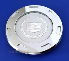 "CADILLAC WHEELS CENTER CAP 2007-2014 ESCALADE 22"" 9596649 Chrome New 1pc w/ Ring"
