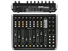 BEHRINGER X-Touch Compact CONTROLLER USB/MIDI CON 9 FADER MOTORIZZATI SENSIBILI