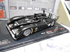 AUDI R10 TDI Le Mans LMP1 2007 black schwarz Testcar Test Car SP IXO  1:43