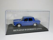 New Listing1/43 Renault 8 Gordini 1966. By Ixo For Altaya. Mint & Boxed.