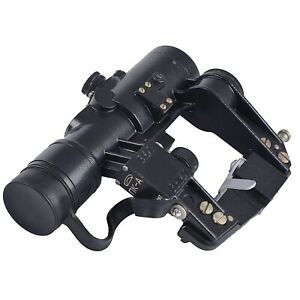 PK-A. Russian Red Dot Sight. Rifle Scope Collimator Side Rail. BelOMO