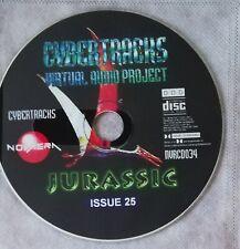 Cybertracks-Jurassic CD  issue 25